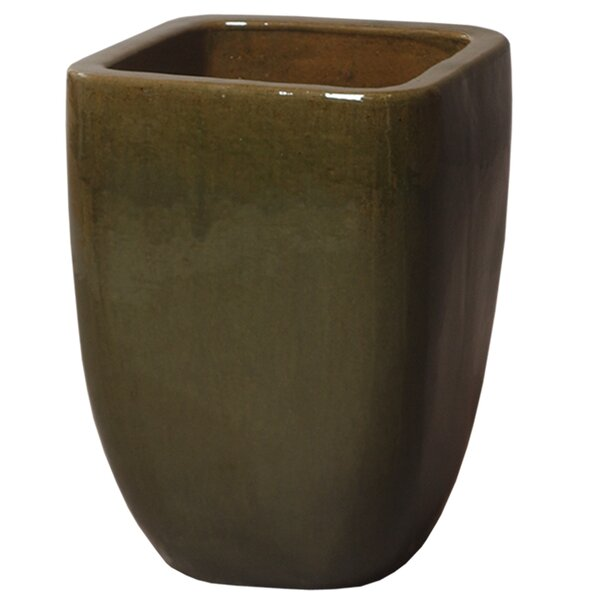 Square Pot Planter by Emissary Home and Garden