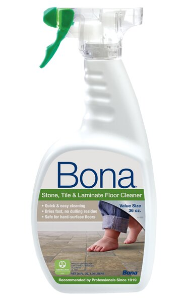 Stone and Laminate Spray Cleaner - 36 oz by Bona Kemi