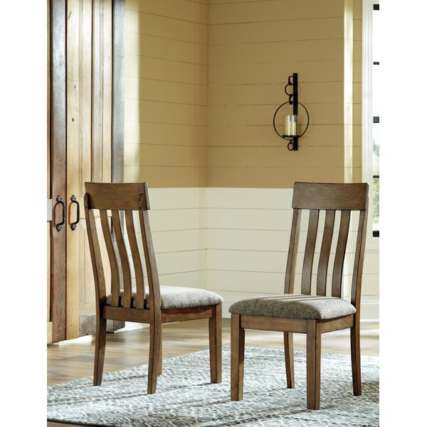 Fia Dining Chair (Set of 2) by Millwood Pines