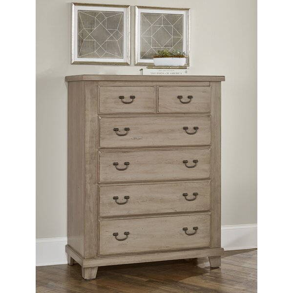 Diego 5 Drawer Chest by Darby Home Co