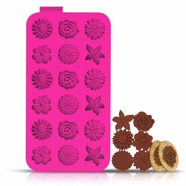 Non-Stick Silicone Chocolate Mold and Candy Mold by Innoka