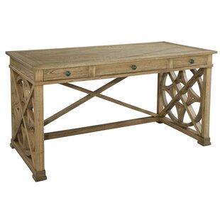 Rodeo Oak Desks Wayfair