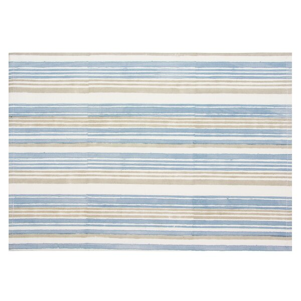Lea Stripe Table Runner by CLM