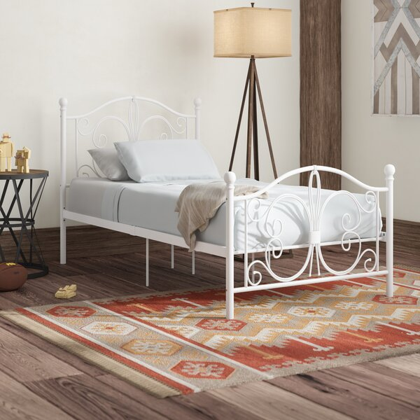 Modern  Pattonsburg Platform Bed By Fleur De Lis Living Today Only Sale