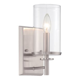Find for Harlowe 1-Light Candle Wall Light By Designers Fountain