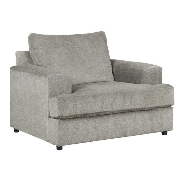 Boerpine Chair and a Half by Brayden Studio