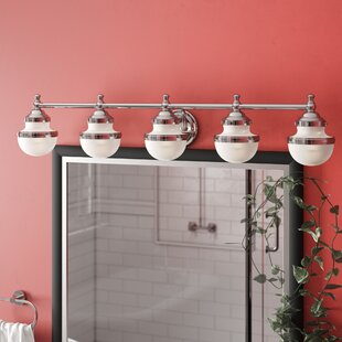 Order Myers 5-Light Vanity Light By Andover Mills