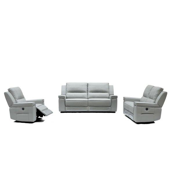 Gilmore Reclining Configurable Living Room Set By Orren Ellis
