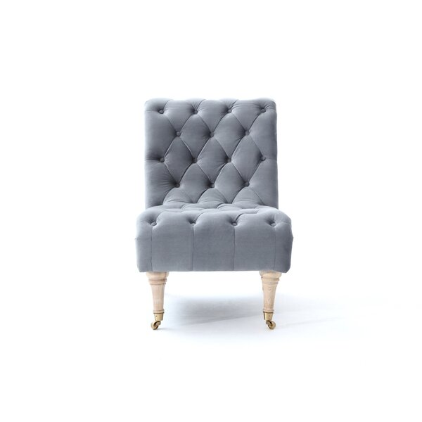 Persil Slipper Chair by One Allium Way