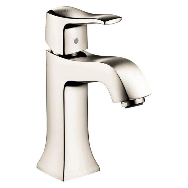 Metris C Single Hole Standard Bathroom Faucet by Hansgrohe