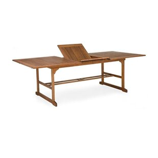 Best Reviews Lancaster Dining Table By Plow & Hearth
