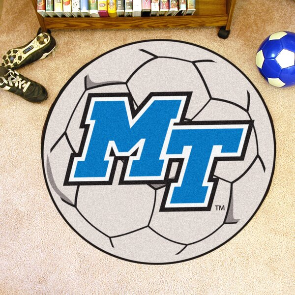 NCAA Middle Tennessee State University Soccer Ball by FANMATS
