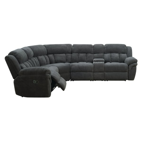 Kimmel Reclining Sectional by Winston Porter