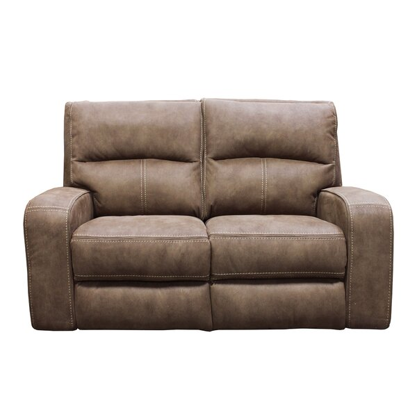 Dowell Reclining Loveseat By Winston Porter