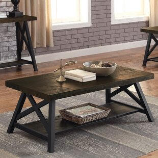 Mayur Industrial Coffee Table