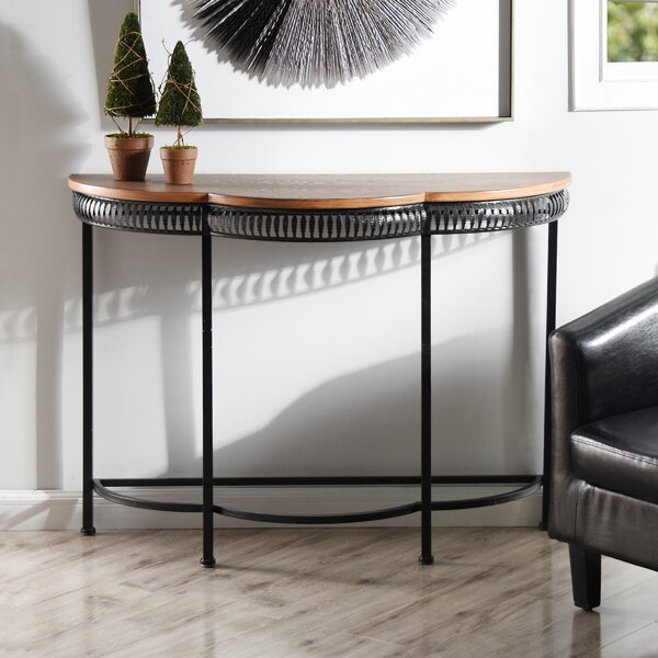 Karter Console Table By Gracie Oaks