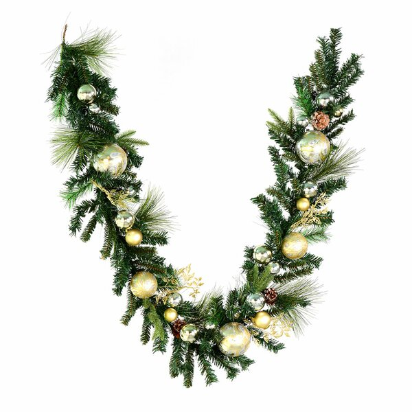 Mixed Garland by The Holiday Aisle