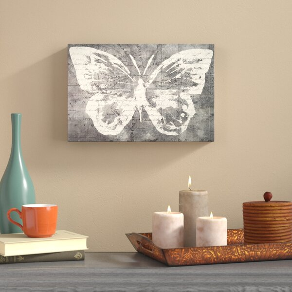 Traveling Wings Graphic Art on Plaque by World Menagerie