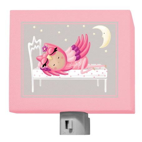 G is for Girls Night Light by Oopsy Daisy