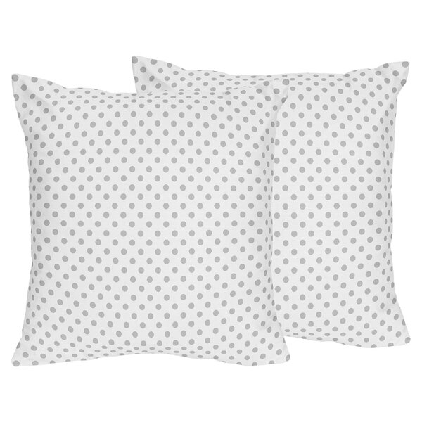 Floral Throw Pillow (Set of 2) by Sweet Jojo Designs