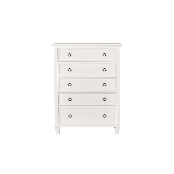 Jarvis 5 Drawer Chest by Alcott Hill