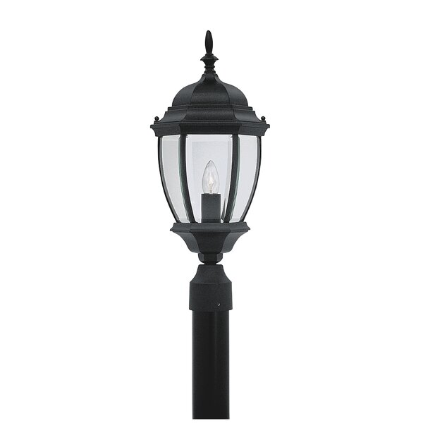 Thornhill 1-Light Lantern Head by Three Posts