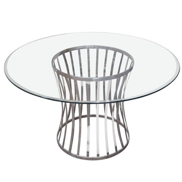 Capri Dining Table By Diamond Sofa Spacial Price