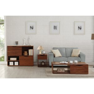2-tlg. Couchtisch-Set Bella von Jual Furnishings..