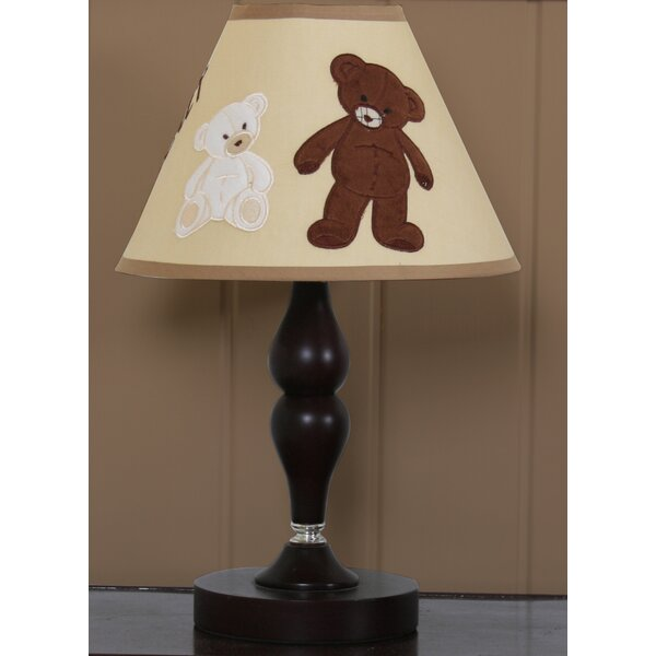 7 Polyester / Cotton Empire Lamp Shade by Geenny