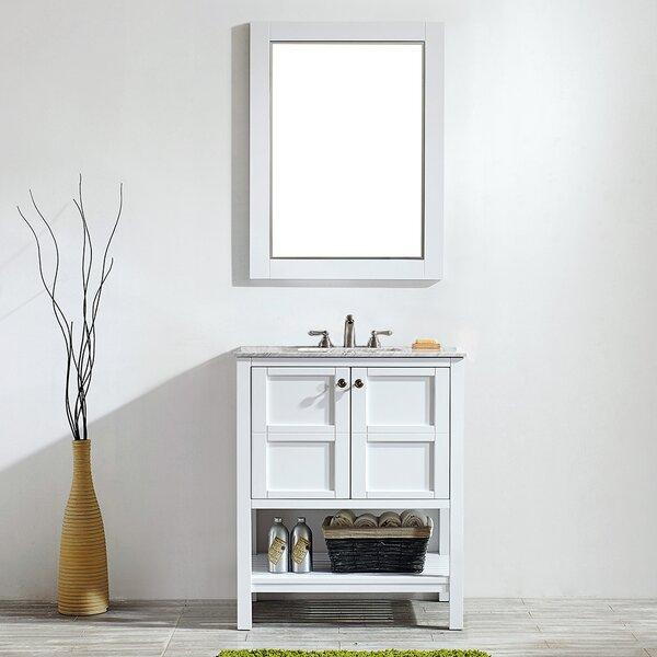 Caldwell 30 Single Bathroom Vanity Set by Beachcre