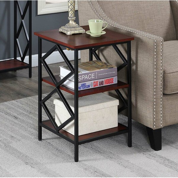 Coolkeeran End Table By Winston Porter