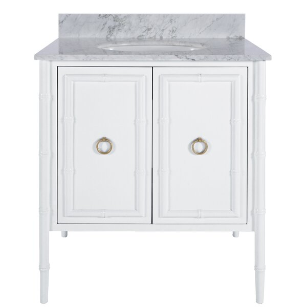 Jane 31 Single Bathroom Vanity Set by Worlds Away