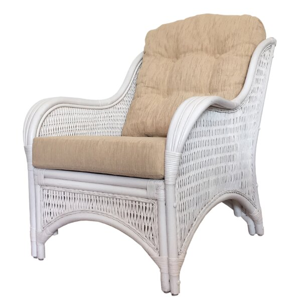 Karmen Armchair by Rattan Wicker Home Furniture