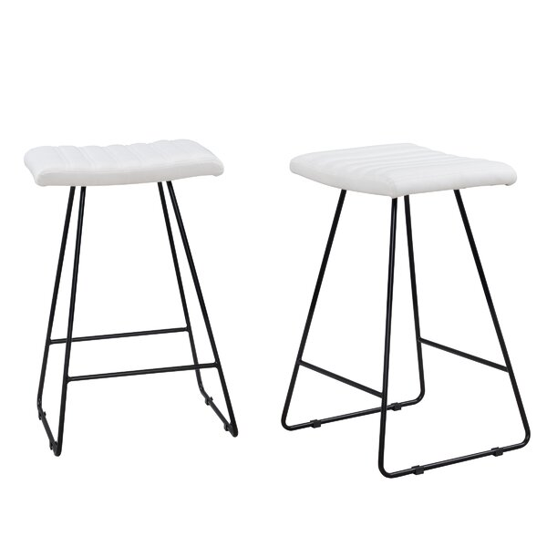 Gunning 25 Bar Stool (Set of 2) by Williston Forge