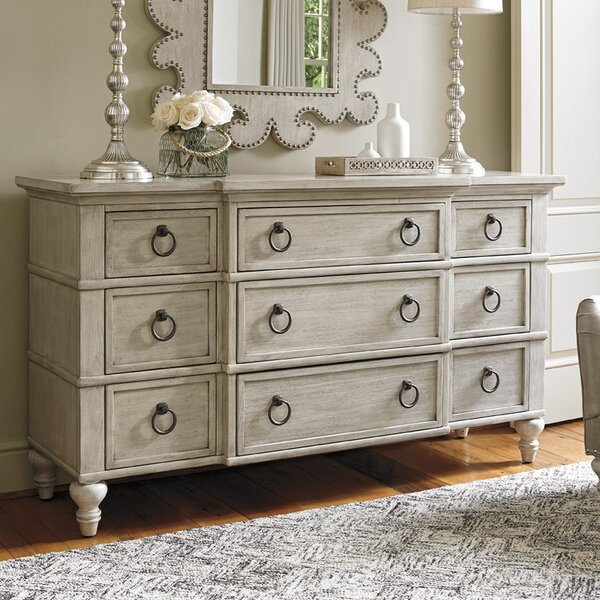 Oyster Bay Barrett 9 Drawer Media Chest by Lexington