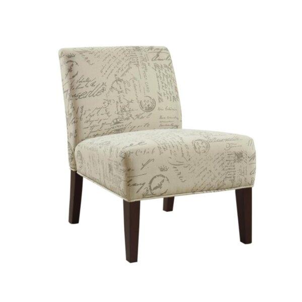 Gaskill Slipper Chair by Winston Porter