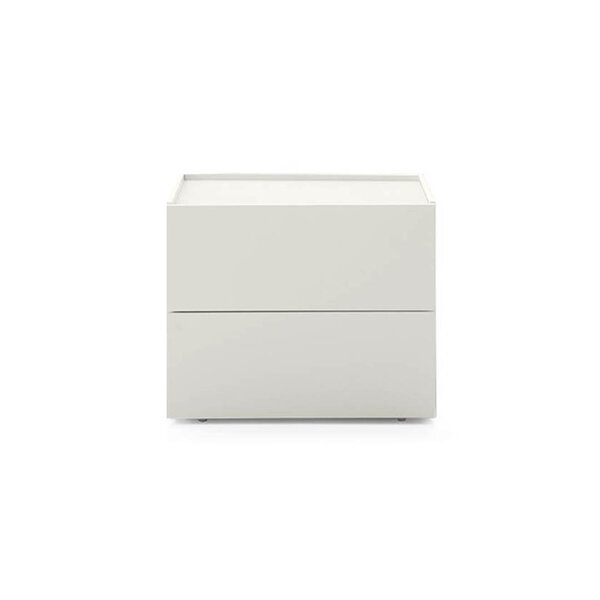 Atlante 2 Drawer Nightstand by Pianca USA