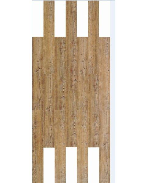HydroCork 6 Hardwood Flooring in Arcadian Rye Pine by Wicanders