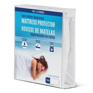 Shop Hypoallergenic Waterproof Mattress Cover BySafdie & Co. Inc.