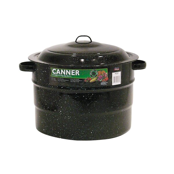 21.5-Quart Canner (Set of 2) by Columbian Home Products
