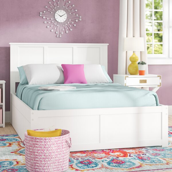 Wasilewski Platform Bed with Trundle by Viv + Rae