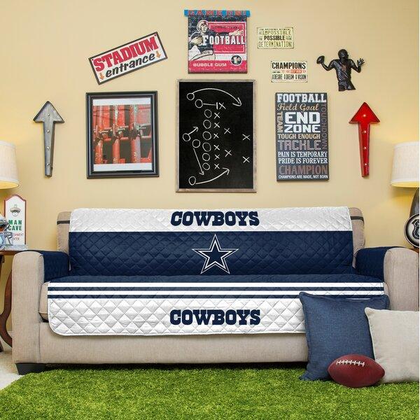 NFL Sofa Slipcover by Pegasus Sports