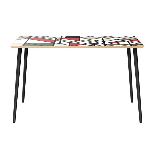 Messersmith Dining Table by Wrought Studio
