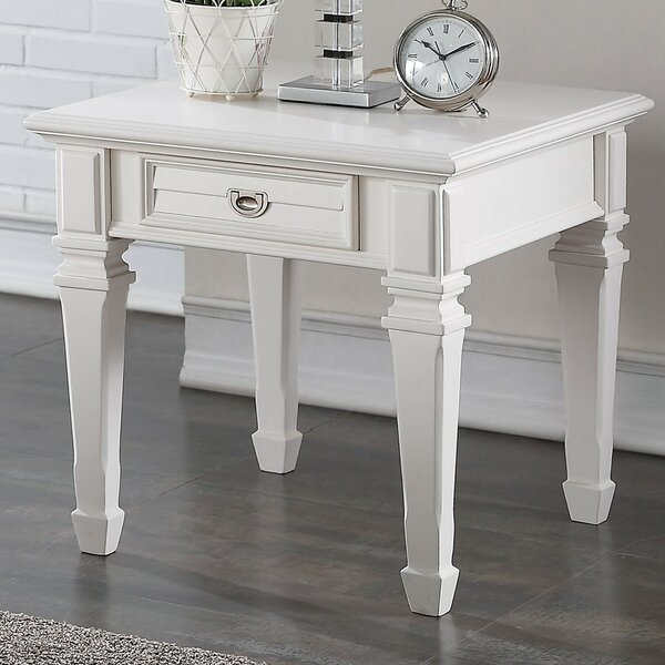 Casen End Table with Storage by Darby Home Co