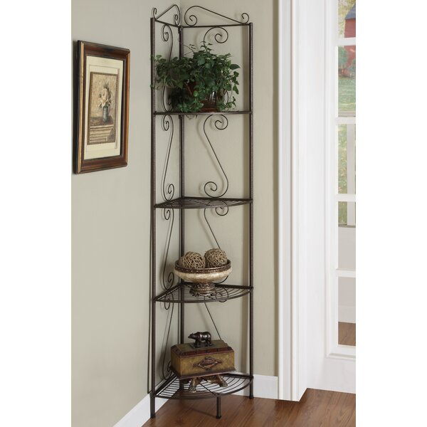 Corner Unit Bookcase by Monarch Specialties Inc.