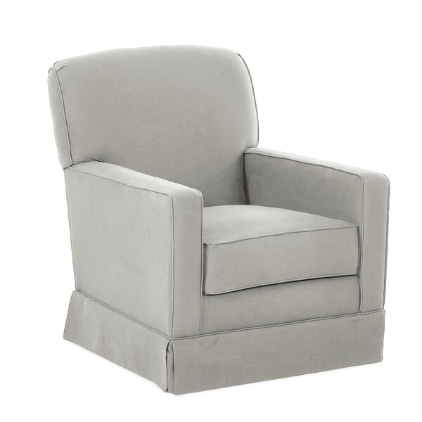 Susannah Swivel Glider by Wayfair Custom Upholstery™