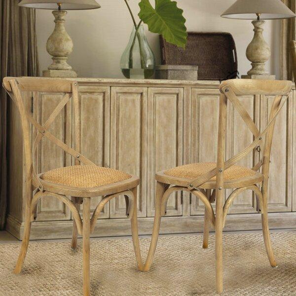 Sybilla Side Chair (Set of 2) by Breakwater Bay