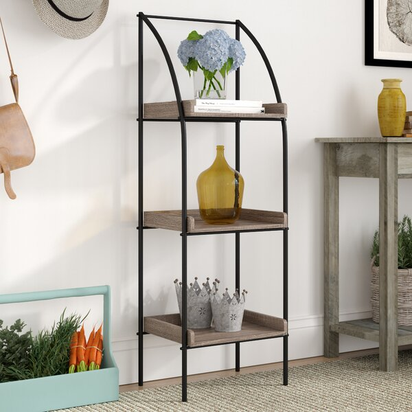 Marcia Etagere Bookcase By Gracie Oaks