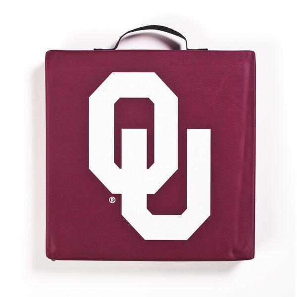 NCAA Oklahoma Sooners Indoor/Outdoor Adirondack Chair Cushion by BSI Products