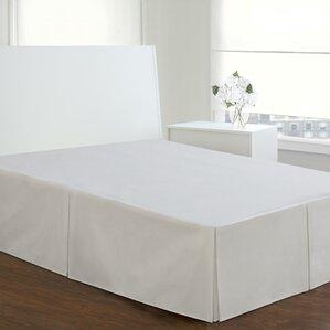 Luxury Hotel Microfiber Tailored Bed Skirt